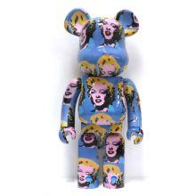 1000% Bearbrick Andy Warhol - Marilyn Monroe