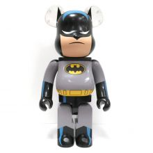 1000% Bearbrick Batman Animated