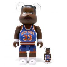 400% + 100% Bearbrick Patrick Ewing (Knicks)