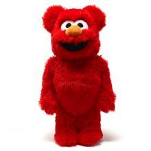 400% Bearbrick Elmo Costume (Sesame Street)