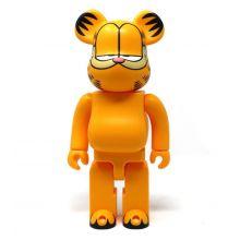 1000% Bearbrick Garfield