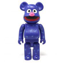 400% Bearbrick Grover (Sesame Street)