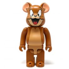 400% Bearbrick Jerry (Tom & Jerry)