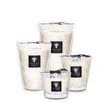 Bougies Baobab Collection White Pearls