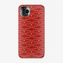 Hadoro Monogram Case for iPhone 12 Series - Le Marty