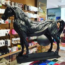 Sculpture Horse by Lahcen IWI