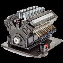Super Veloce Espresso Machine Nero Carbonio V12 - Limited Edition