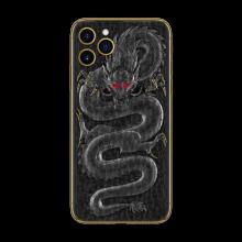 Apple iPhone Emperor Dragon by Hadoro - Yellow Gold