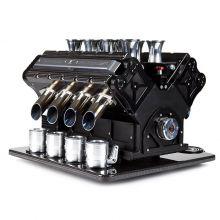 Super Veloce Espresso Machine Nero Carbonio V8 - Limited Edition