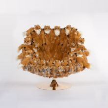 AP Collection Fauteuil Golden Fox