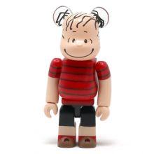 100% Bearbrick Linus (Peanuts)