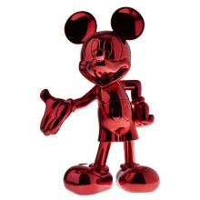 Mickey Welcome Chrome Rouge