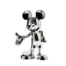 Statue Mickey Chrome Lifesize
