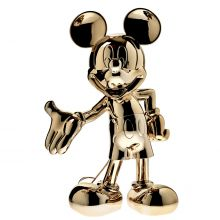 Mickey Welcome Chrome Gold