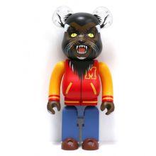 1000% Bearbrick Michael Jackson Thriller's Werewolf