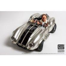 Shelby Cobra 427 SC (silver) par Guillermo Forchino