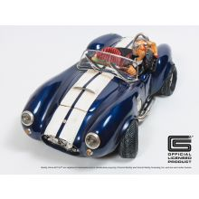Shelby Cobra 427 S/C (bleu) par Guillermo Forchino