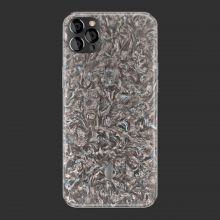 Hadoro iPhone 12 Series Carbon WATER - a limited edition around 4 elements | Water - Black Rhodium