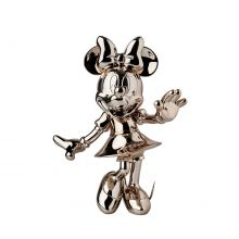 Minnie Welcome Chrome Rose Gold