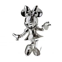 Minnie Welcome Chrome Argent
